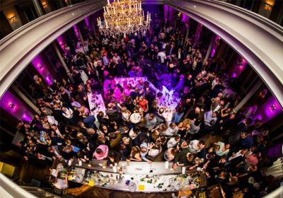 Tanz in den Mai – Hamburger Club Nacht auf dem Süllberg