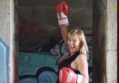 Kabarett: Angelika Beier – Durchboxen statt Botoxen