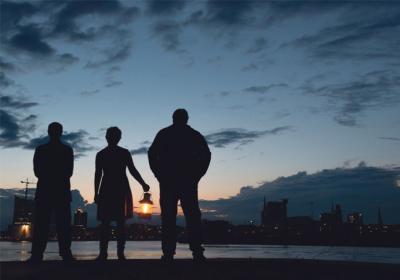 Trio Hafennacht – Bei Westwind…