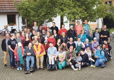 Sommerfest bei Franziskus e.V. – 20 Jahre Frannziskus e.V.