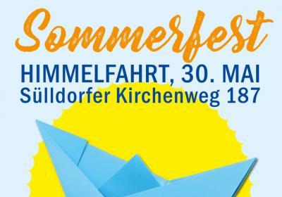 Sommerfest der Kirchengemeinde Sülldorf-Iserbrook