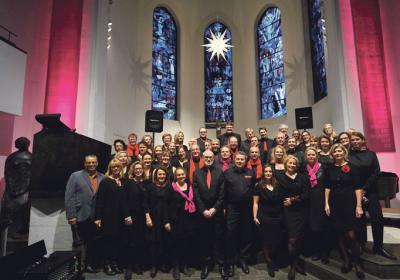 Gospelkonzert: Joyful Noise