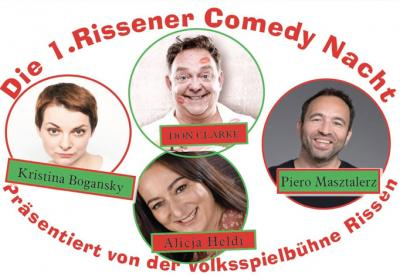 1. Rissener Comedy Nacht
