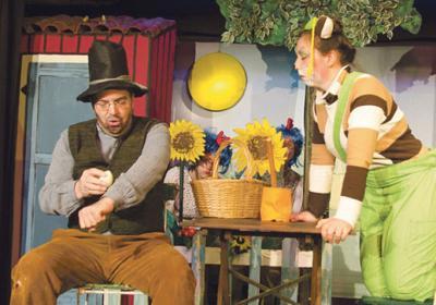 Kindertheater; Die Abenteuer von Pettersson und Findus