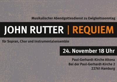Requiem von John Rutter