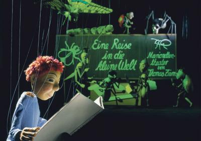Marionettentheater – EINE REISE IN DIE KLEINE WELT