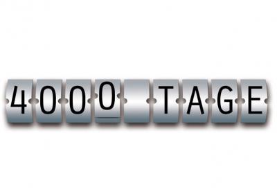 »4000 Tage«