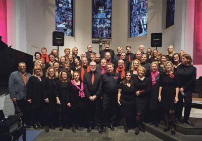 Konzert mit dem Blankeneser Gospelchor