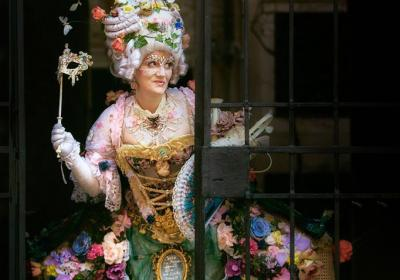 Cioccolata: Hamburger Kostümkunst trifft den Venezianischen Karneval