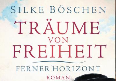 """Lesung """"Träume von Freiheit – Ferner Horizont"""""""