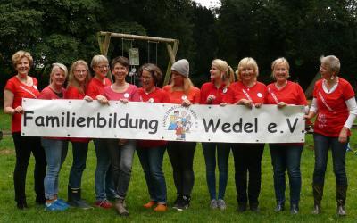 Team der Familienbildung Wedel