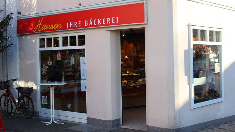 HANSEN – Ihre Bäckerei in Blankenese