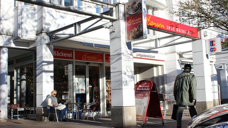 HANSEN – Ihre Bäckerei in der Waitzstraße