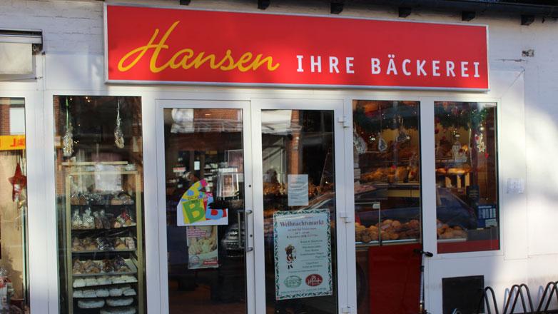 HANSEN – Ihre Bäckerei in Rissen