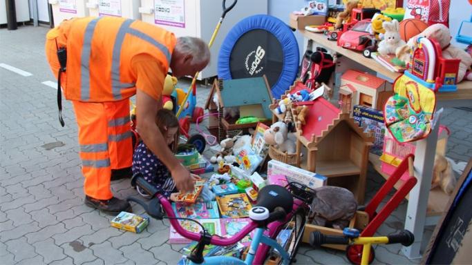 Spielzeug Spenden Hamburg
